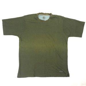 Patagonia  Mens T-Shirt Sz M Olive Short Sleeve